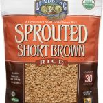 lundberg short brown organic sprouted rice