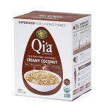 qi'a creamy coconut oatmeal