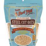 red mill steel cut oats