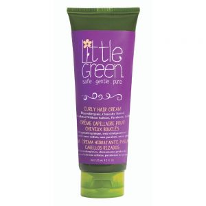 Little Green Curly Hair Styling Cream