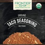 Frontier Natural Products Organic Taco Seasoning Blend