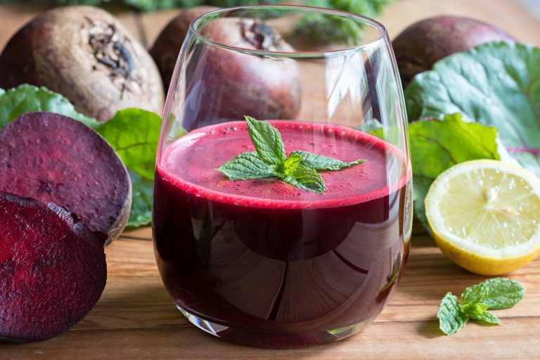 Read more about the article Healthy Aging and Better Blood Presser with Beet Juice