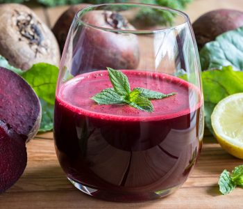 Healthy Aging and Better Blood Presser with Beet Juice